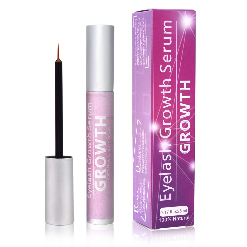 5ml Max 54% OFF Eyelash Growth Serum Deluxe Enhancer Long Thick for Lashes