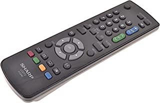 * ECHTE* SCHERP LCD TV AFSTANDSBEDIENING 010240 VOOR MODELLEN LC20AD5E * LC26AD5E * LC26AD5EBK * LC32AD5E
