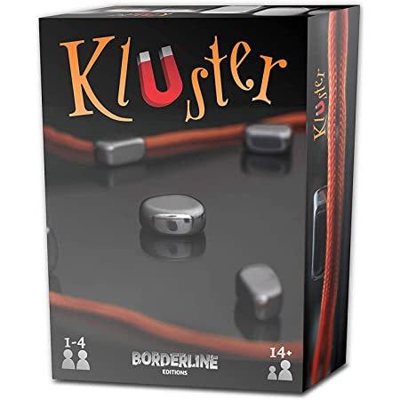 Kluster クラスター マグネット アクション ゲーム ボードゲーム 日本正規品 [ヨーロッパ大ヒットアクションゲーム ]