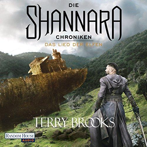 Das Lied der Elfen (Die Shannara-Chroniken 3) Titelbild