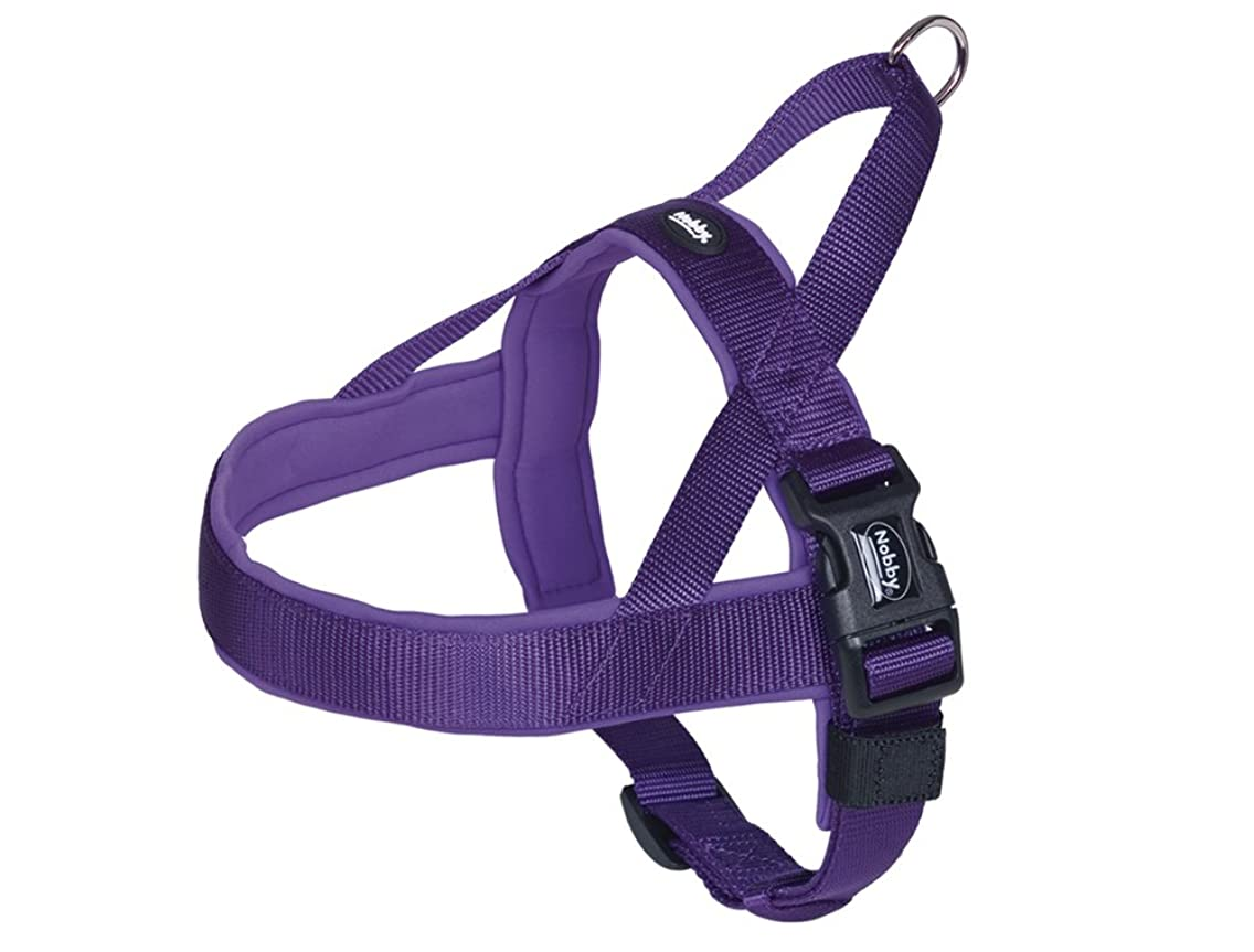 Nobby Classic Preno Norwegian Harness, 38-50 cm+36 cm/20-25 mm, Purple