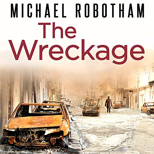 Couverture de The Wreckage