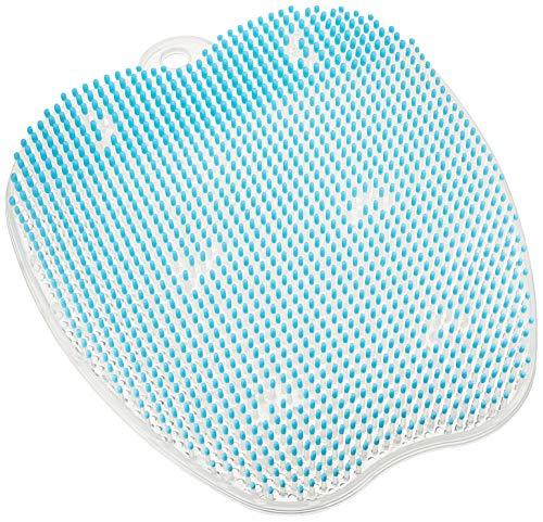 【Amazon限定ブランド】フットグルーマーシティウォーカーAg 抗菌剤配合 足裏ブラシ 角質とり 角質除去 かかと フットケア フットブラシ ニオイ除去 臭い除去 冷え むくみ ストレス解消