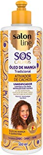 Ativador Cachos 500 ml Umidificante Unit, Salon Line
