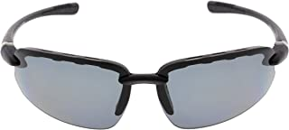 Eyekepper Polycarbonate TR90 Polarized Sport Cycling Half Rimless Sunglasses