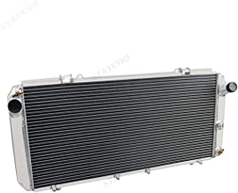 STAYCOO 2 Row All Aluminum Radiator for Toyota MR2 MK2 SW20 MT Models 1989-1999