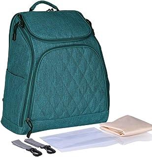 Kidoll Stroller Buggy Hanging Bag Large Capacity Diaper Bag Backpack