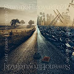 SawanoHiroyuki[nZk]:mizuki「Avid」のCDジャケット