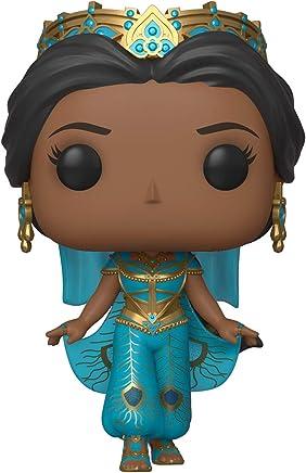 Funko- Pop Vinilo: Disney: Aladdin (Live Action): Jasmine Figura Coleccionable, (37024)