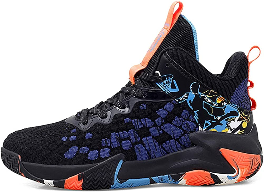Verna Polly Mens Fashion Sneakers Bombing new work Running Lightweig Tennis Shoes Time sale