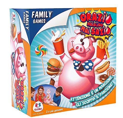 Family Games- Familygames Orazio Mai Sazio, 38279