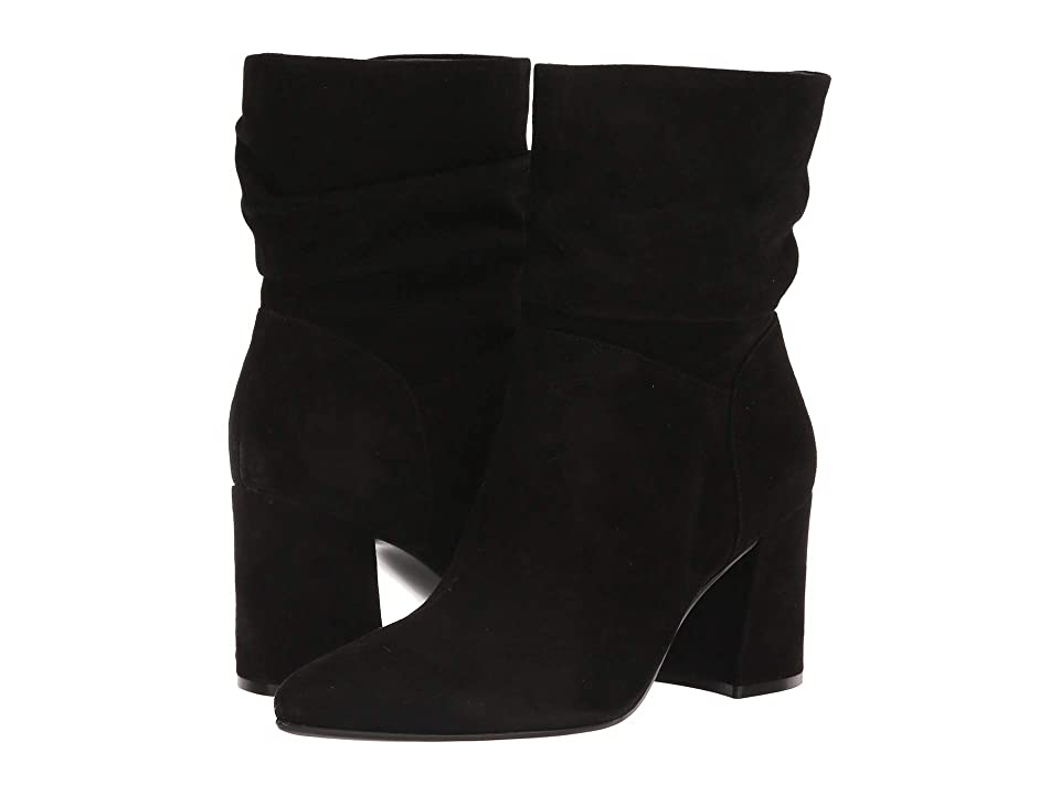 Naturalizer Hollace (Black Suede) Women