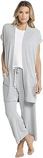 Barefoot Dreams CozyChic Ultra Lite Women Sleeveless Long Cardigan
