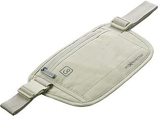 Go-Travel RFID Money Belt, Black, 675