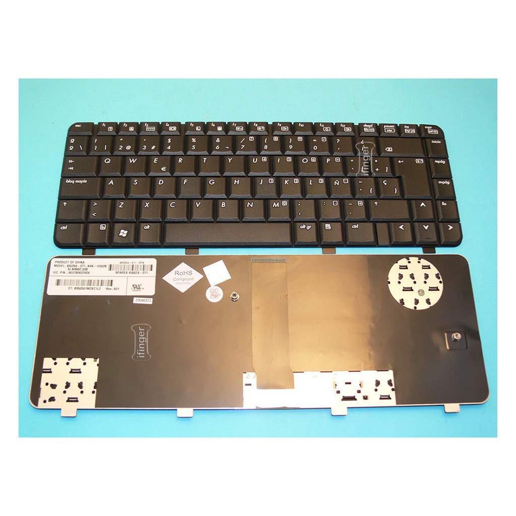 IFINGER Teclado español para HP Compaq 6520 6720s 24 Horas Desde ESPAÑA: Amazon.es: Electrónica