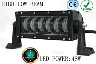 Best high low led light bar Reviews