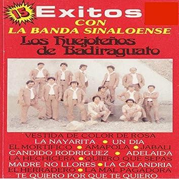 15 Exitos Con Banda Sinaloense