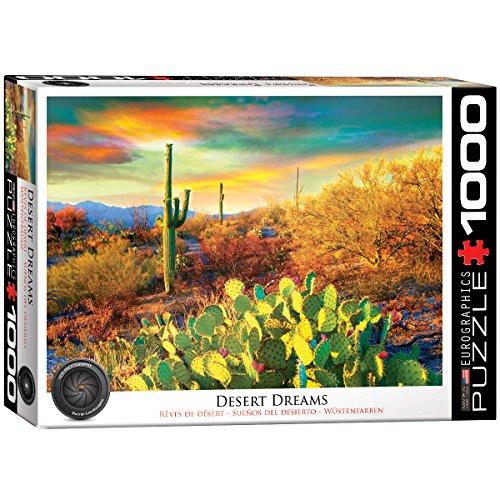 EuroGraphics Arizona Desert Colours Puzzle (1000 Piezas)