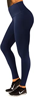 "BUBBLELIME 15""/22""/26"" Inseam Yoga Pants Running Pants High Waist Yoga Leggings Power Flex Nylon Span (Long Pants&Capris)"