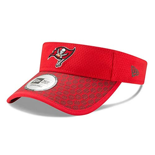 size 40 0b75e 61ab9 low cost new era 2017 nfl sideline tampa bay buccaneers visor hat cap red  black 11461925