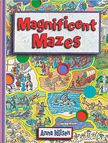 Magnificent Mazes by MindWare