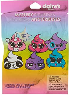 Claire's Girl's Mystery Poo Figurine Blind Bag