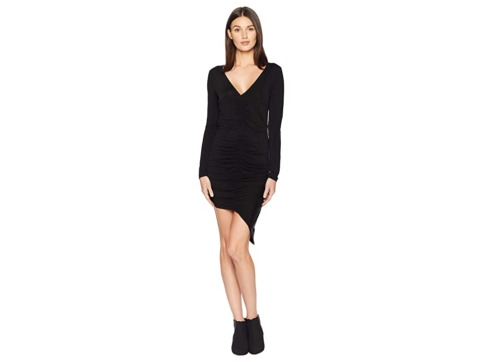 Young Fabulous & Broke Elyse Dress (Black) Women
