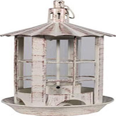 Heath Outdoor Products 21534 Parkview Feeder, White