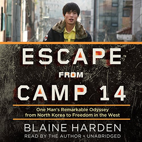 Escape from Camp 14  By  cover art