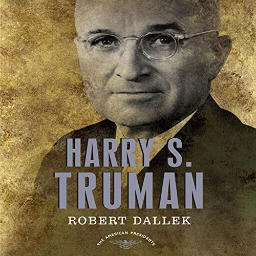 Harry S. Truman audiobook cover art