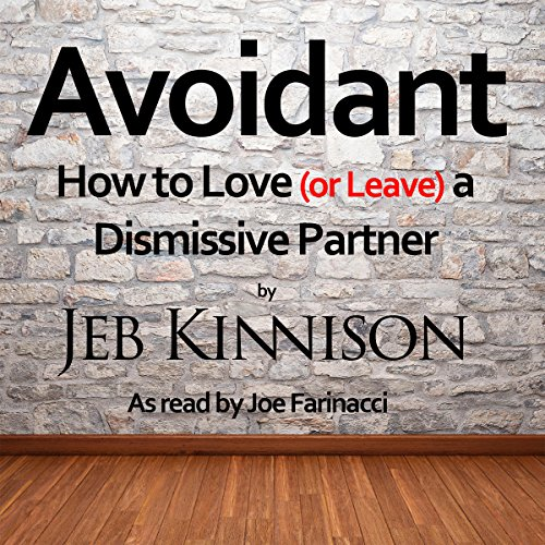 Avoidant audiobook cover art