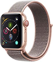 AppleWatch Series4 (GPS+Cellular, 40mm) - Gold Aluminum Case with Pink Sand Sport Loop