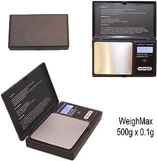 650 X 0.1 Gram Digital Pocket Scale