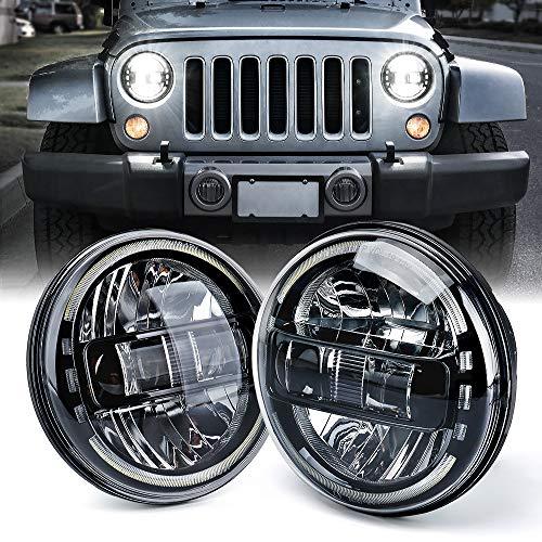 Best Brighter Headlights for Jeep Wrangler, Ultimate Guide to Pick Best Brighter Headlights for Jeep Wrangler,