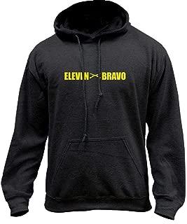 MOS Eleven Bravo (11B) Pullover Hoodie