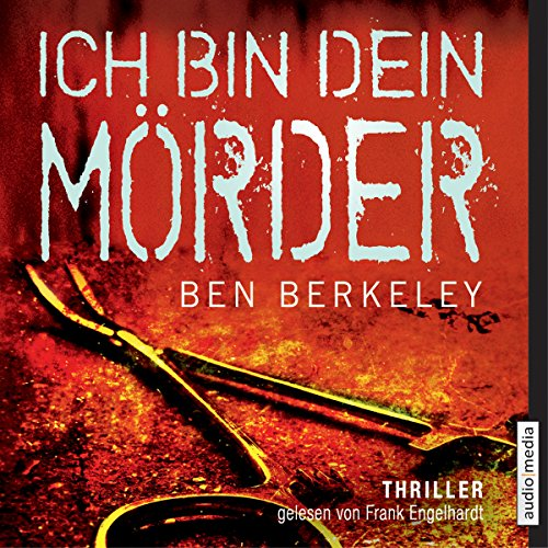 Ich bin dein Mörder audiobook cover art