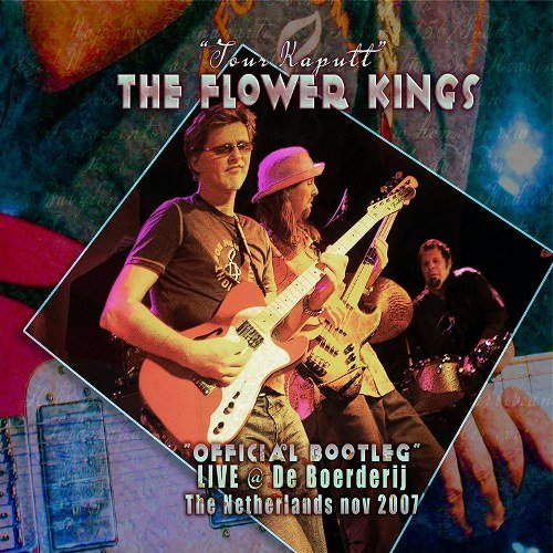 Tour Kaputt - The Official Bootleg Film - Live @ De Boerderij, The Netherlands, November 2007