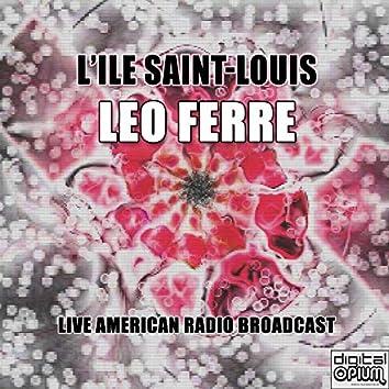 L'Ile Saint-Louis (Live)