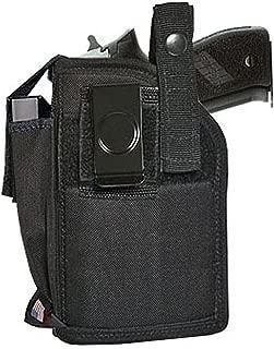 Fits Gun with Laser Side Holster Glock 17, 19, 22, 23, 25, 31, 32, 33, 38