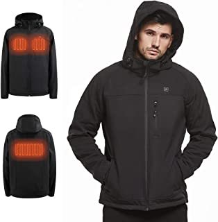 mens heated jacket