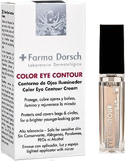 Farma Dorsch Contorno de Ojos Iluminador - 5 ml.