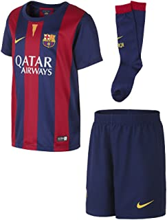 Nike FC Barcelona Home Kit (Loyal Blue/Noble RED)