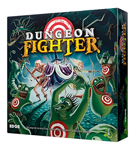 Edge Entertainment Dungeon Fighter - Juego de Mesa EDGDF01