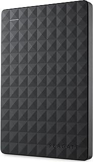 Seagate Expansion STEA2000200 Portable External USB3 Hard Disk Drive - Black