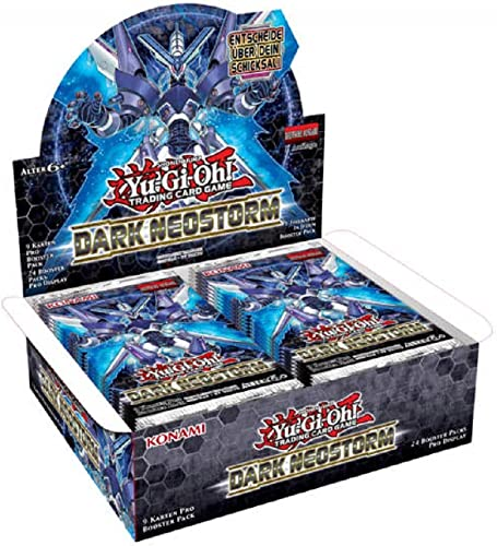 Unbekannt YuGiOh - Dark Neostorm - 1 Display - Deutsch - 1. Auflage