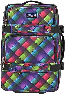 TOTTO Trolley Para Portátiles Suitcase, 57 cm, 22 liters, Multicolour (Multicolor)