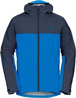 VAUDE Men's Moab Rain Jacket, Iron, XL