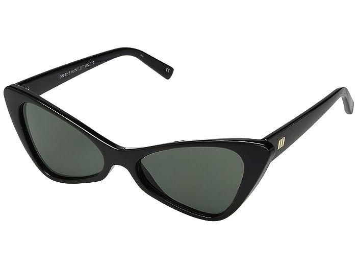 Le Specs On The Hunt (Black) Fashion Sunglasses
