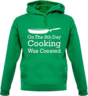 On The 8th Day Cooking was Created - Unisex Hoodie/Hooded Top