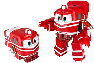 Eileen Animation Characters Alf Toy, Kids, Child, Korean Animation Robot Train Transformer Train Robot Character